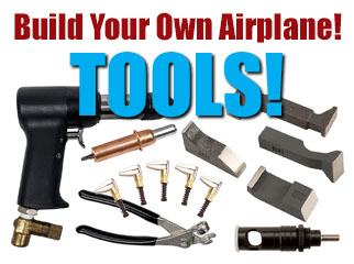 RV Metal Aircraft Tools