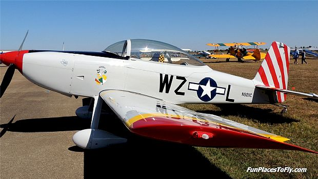 RV-8 Military Style